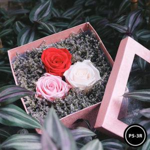กล่องดอกไม้ P5-3R