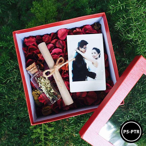 กล่องดอกไม้ P5-PTR