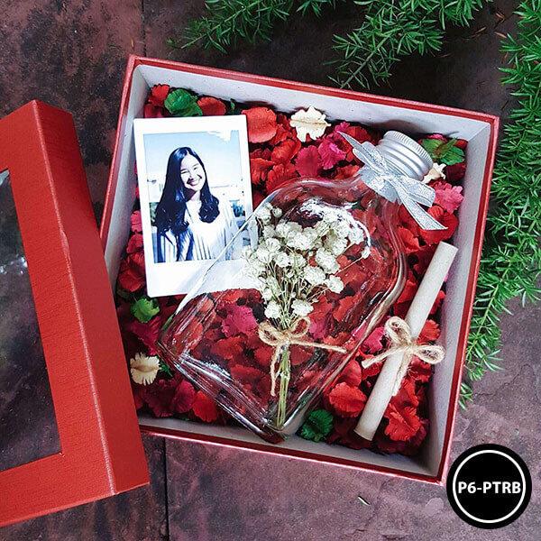 กล่องดอกไม้ P6-PTRB
