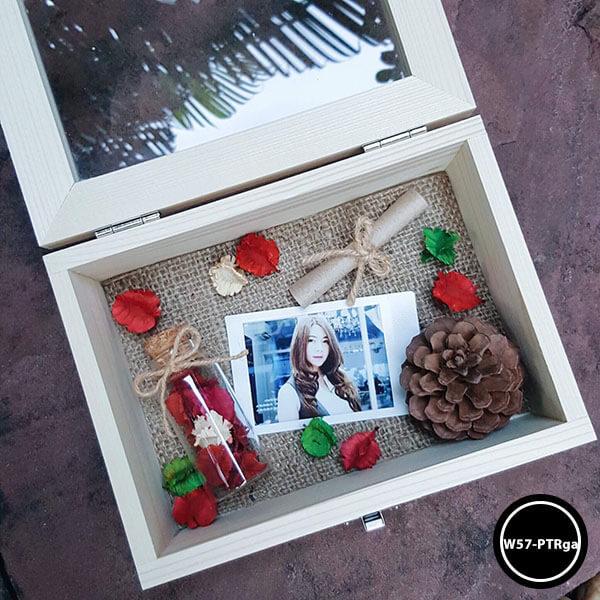 กล่องดอกไม้ W57-PTRga
