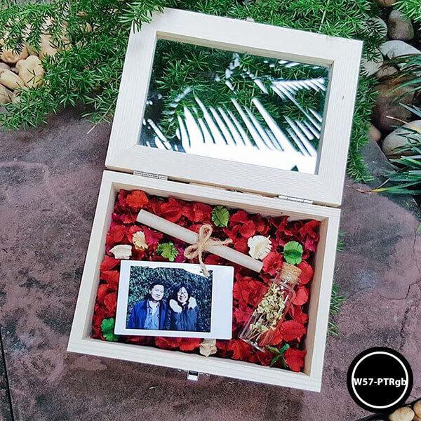 กล่องดอกไม้ W57-PTRgb