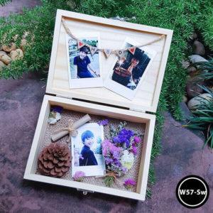 กล่องดอกไม้ W57-Sw