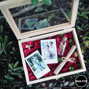 กล่องดอกไม้ W68-PTR