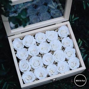 กล่องดอกไม้ W810-For
