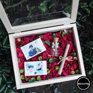 กล่องดอกไม้ W810-PTRg