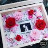 กล่องดอกไม้ W810-R8Mix