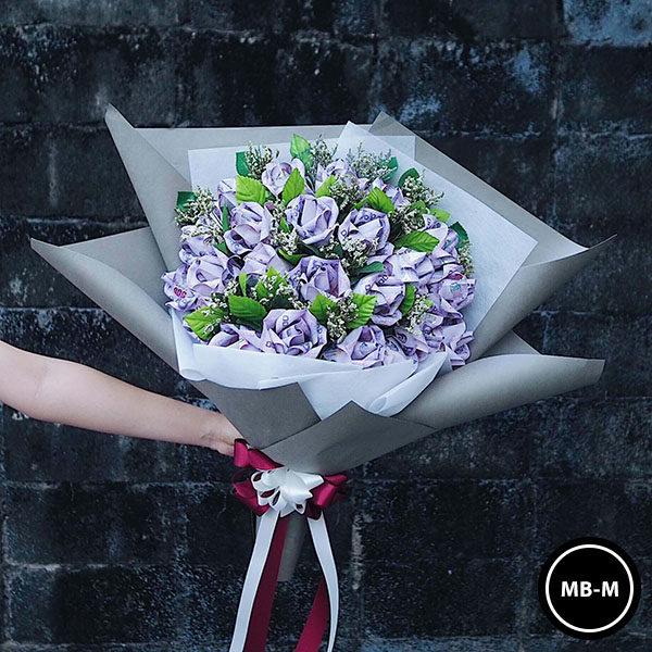ช่อดอกไม้ รหัส MB-M