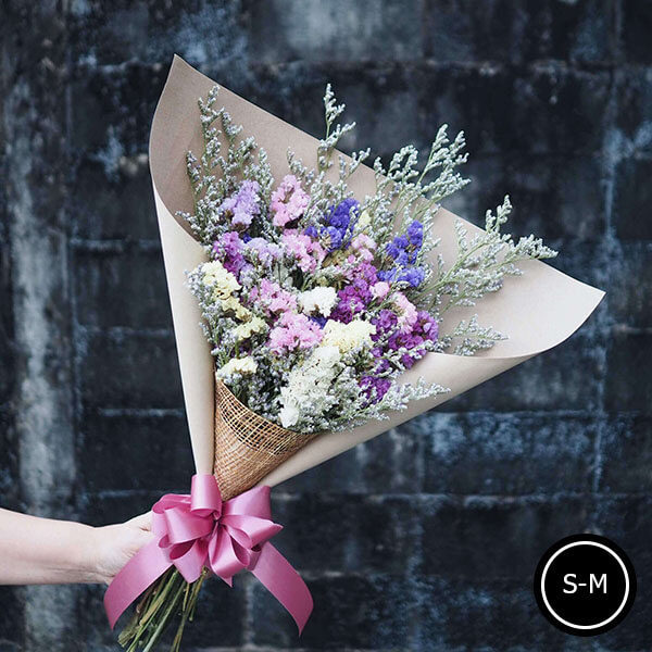 ช่อดอกไม้ รหัส S-M