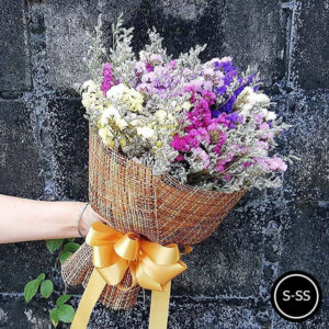 ช่อดอกไม้ รหัส S-SS