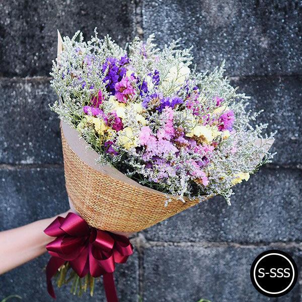 ช่อดอกไม้ รหัส S-SSS