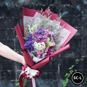 ช่อดอกไม้ รหัส SC-L