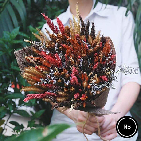 ช่อดอกไม้ NB1