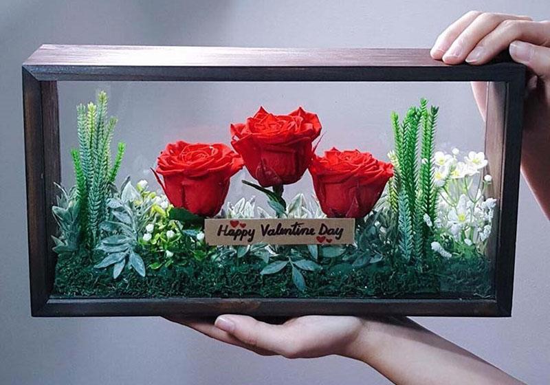 ความหมายดอกกุหลาบสีแดง กับการตกหลุมรัก